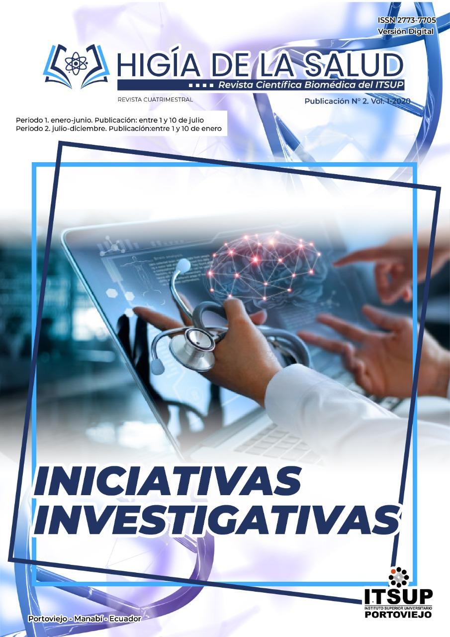 Ver Vol. 1 Núm. 2 (2020): Iniciativas Investigativas